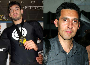 Lucas Lepri and John Turturro
