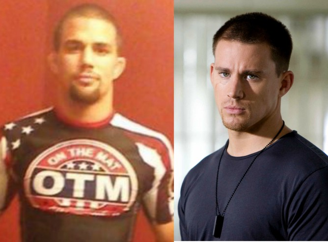 Garry Tonon and Channing Tatum