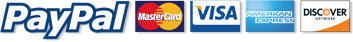 Credit cards accepted by PayPal