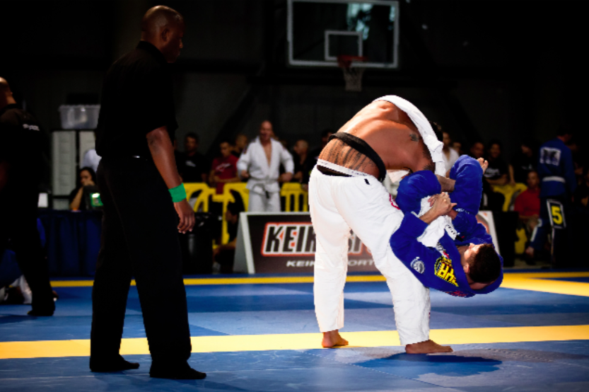 Giant Killer: Tips On How To Beat Bigger Grapplers