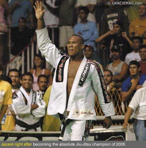 Ronaldo 'Jacare' Souza Documentary