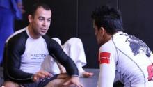 Two Masters At Work: Marcelo Garcia Vs Cobrinha