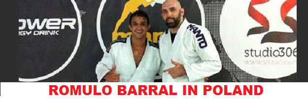 Romulo Barral In Poland