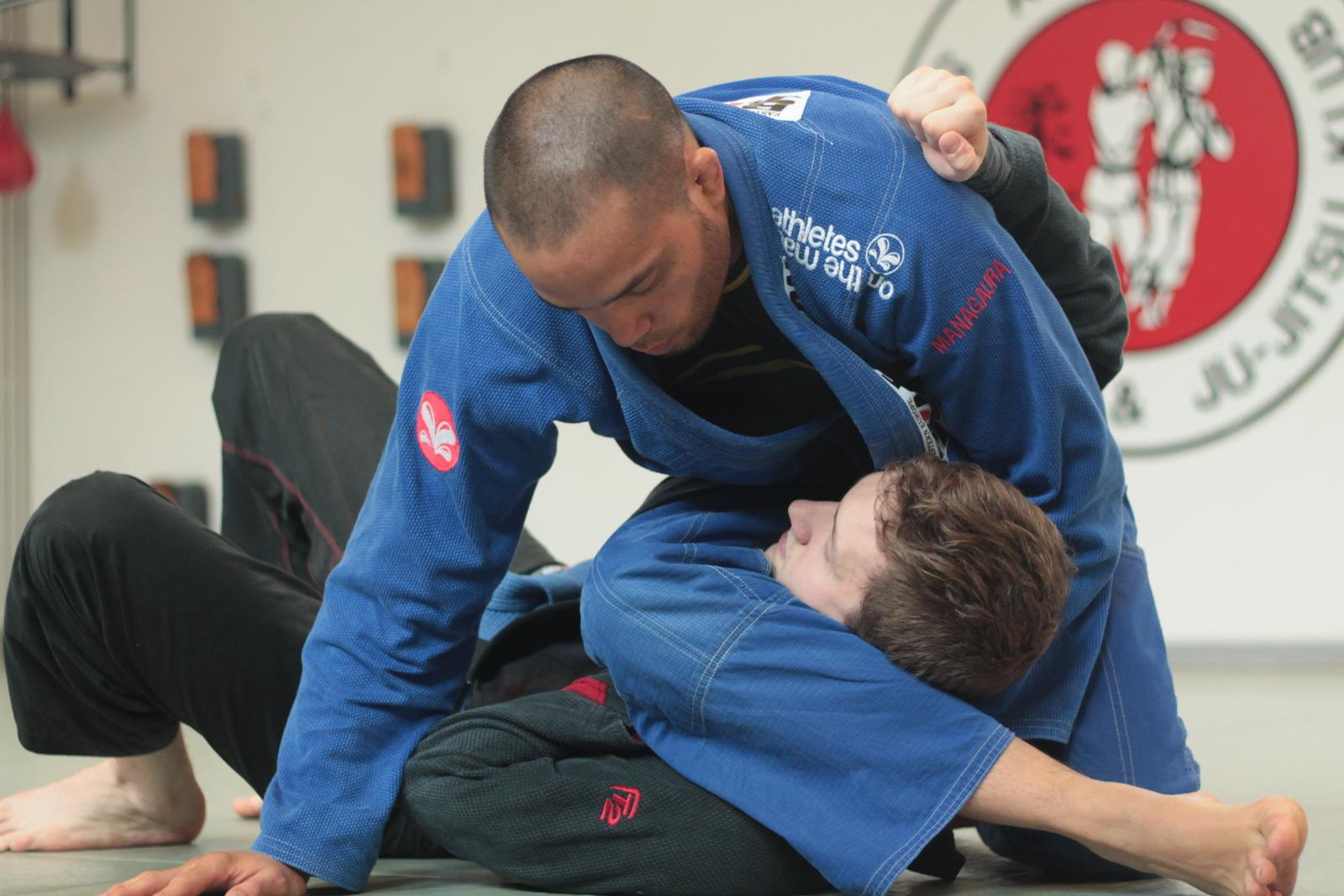 Is Your Jiu-Jitsu Game Stuck in The Mud? Try Slow Technical Rolling