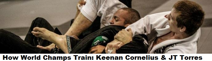 What It Takes to Be A World Champion, With Keenan Cornelius & JT Torres