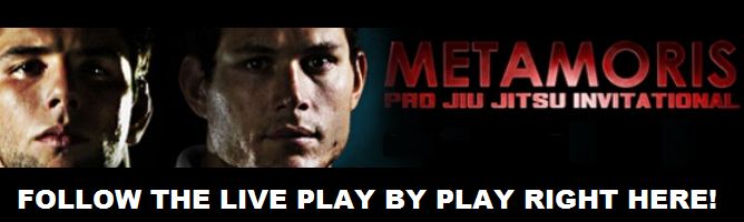 Live Play By Play For Metamoris Pro