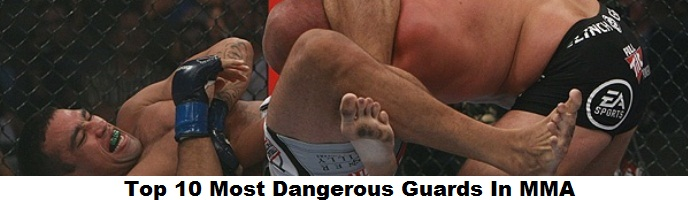 Top 10 Most Dangerous Guards In MMA
