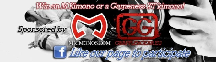 Win a MKimono Gi and a Gameness XT Gi!!! BJJ Eastern Europe Photo Contest Sponsored By MKimonos and GrapplerGear. Most Votes Wins, Prices for 2nd & 3rd Place!