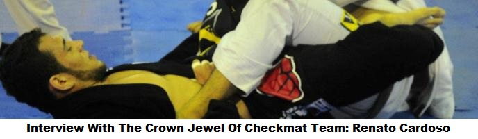 Interview With The Crown Jewel Of The Checkmat Team: Renato Cardoso