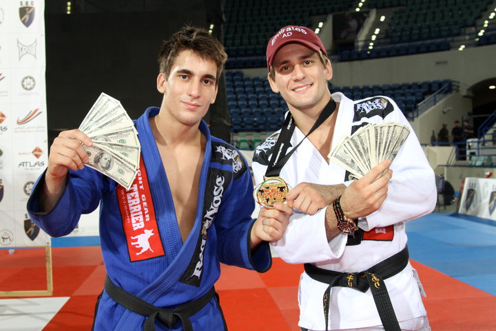 How Long Will It Take For Professional BJJ Athletes To Make A Good Living?