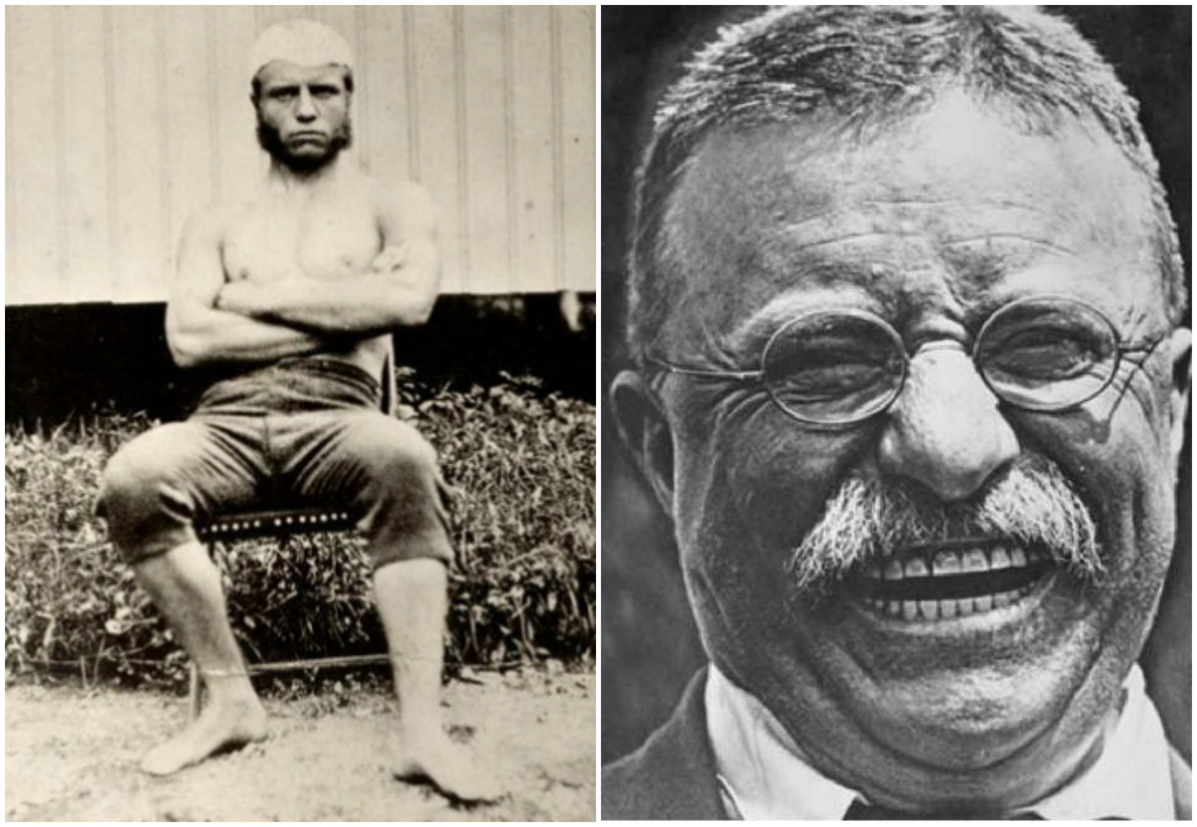 US President Teddy Roosevelt Trained Jiu-Jitsu & Judo