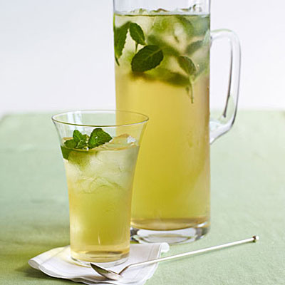 Green Tea iced tea