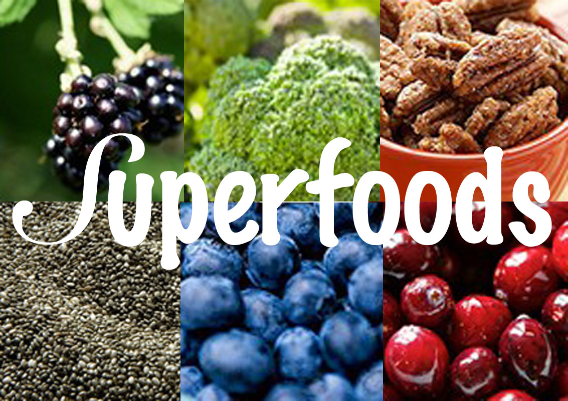 Top 5 Superfoods to Power up Your Jiu Jitsu