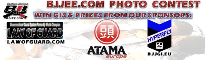 BJJEE Photo Contest: Win Gis & Prizes From Atama Europe, DOorDie & Lawofguard.com!