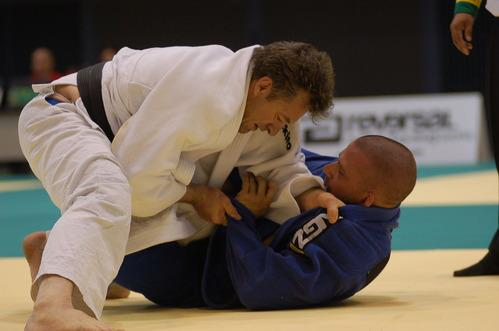 BJJ & Judo Black Belt Stephen Kamphuis On His Work As The