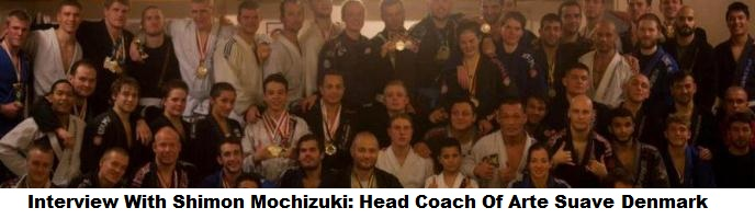 Interview With Shimon Mochizuki, Head Coach Of Arte Suave Denmark, One Of The Most Successful Academies In Europe