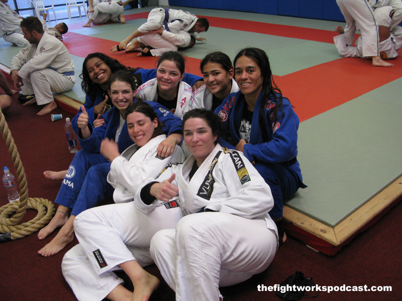 Should Women in BJJ Train More Often with Other Women Than with Men?