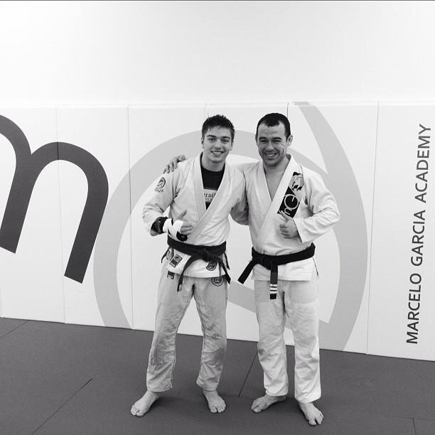 BJJ Transfers: Brown Belt World Champ Gianni Grippo Joins Alliance NYC