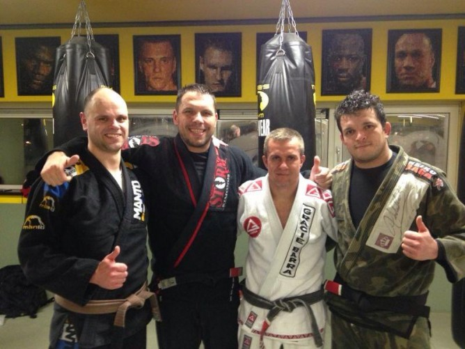 Remco with Vinicius Draculino (white gi)