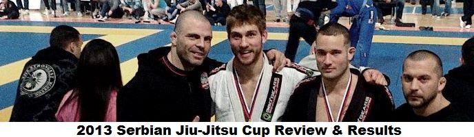 2013 Serbian Jiu-Jitsu Cup Review & Results