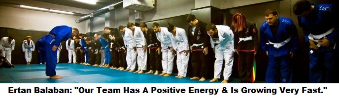 "Turkey's Ertan Balaban: ""Our BJJ Team Has A Positive Energy & We Are Growing Very Fast."""