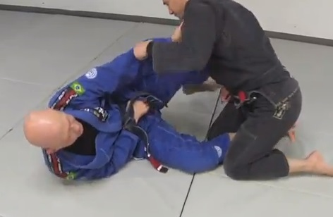 How to train BJJ with an injured arm