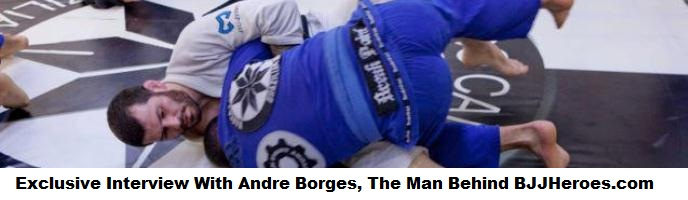 Exclusive Interview With Andre Borges, The Man Behind BJJHeroes.com (The BJJ Encyclopedia)