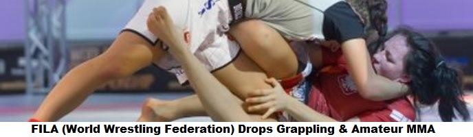 FILA (World Wrestling Federation) Drops Grappling & Amateur MMA