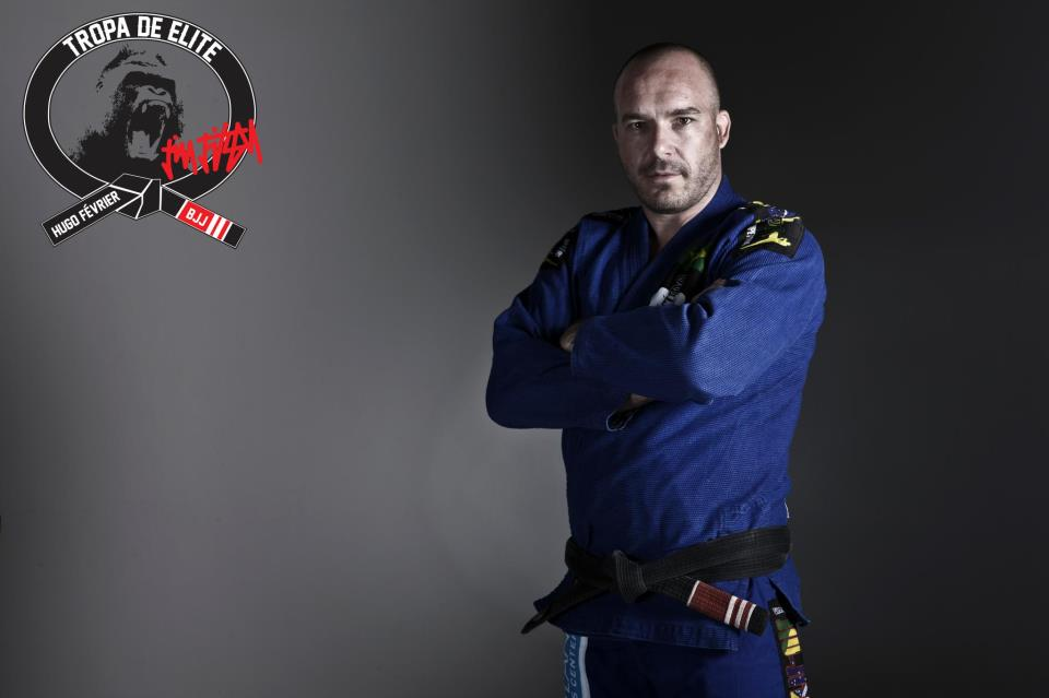French Black Belt Hugo Fevrier On Running His Own BJJ Team, His Smashing Style & Rolling Concepts