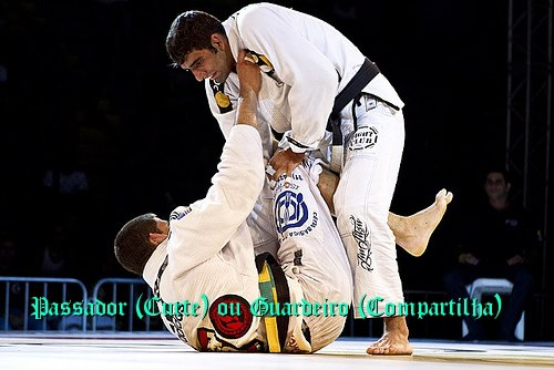 Leandro Lo Guard Study Part 1: Collar Grip Guard by Espen ...