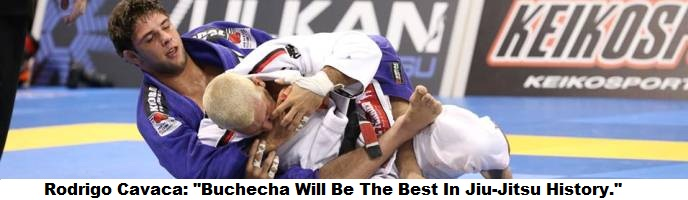 "Rodrigo Cavaca: ""Buchecha Will Be The Best In Jiu-Jitsu History."""