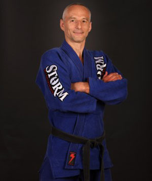 karel pravec BJJ Instructor
