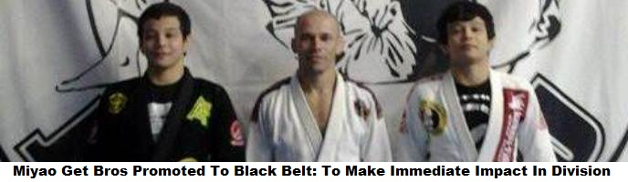 Paulo & Joao Miyao Get Promoted To Black Belt: Set To Make Immediate Impact In New BB Division