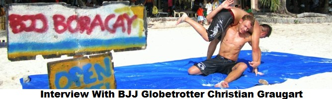 The BJJ Globetrotter Christian Graugart On The Creation Of His BJJ Globetrotter Team, Competing As A Black Belt & The Birth Of His Son