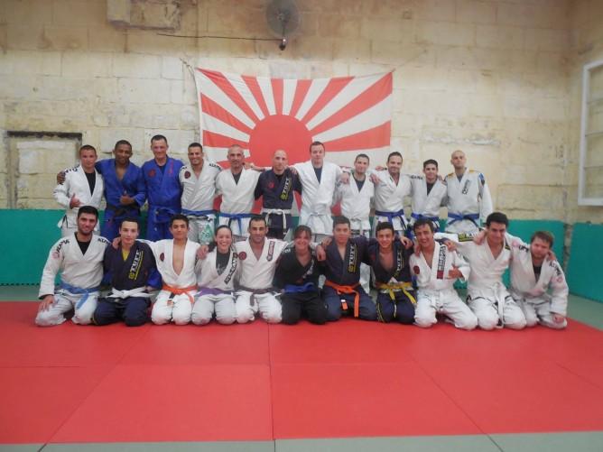 BJJ Team Malta