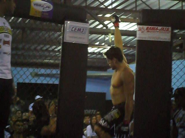 2012 Pan Am Champ Antonio Carlos 'Cara de Sapato' Victorious In MMA