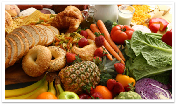 Examples Of Foods High In Carbohydrates