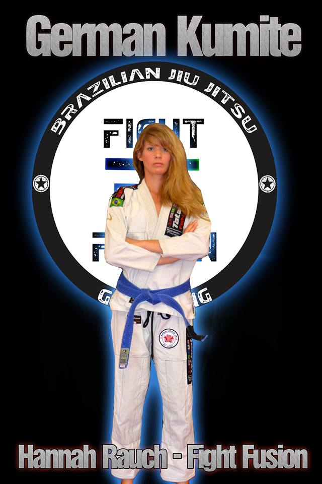 Hannah Rauch - Team Fight Fusion Regensburg