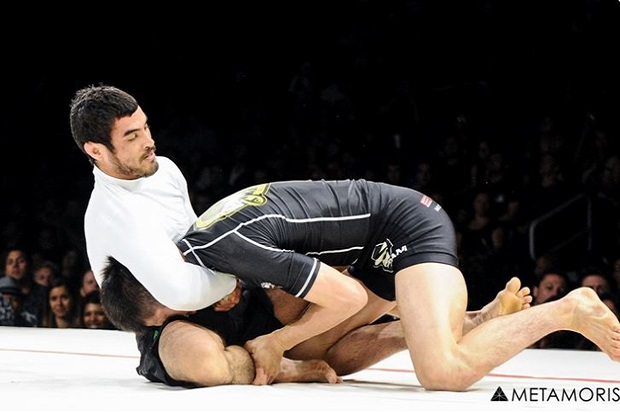 Kron vs Shinya Aoki in Metamoris