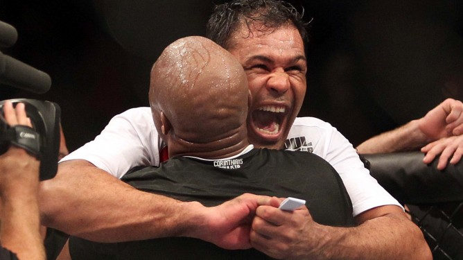 "(Rumors in Brazil) Minotauro Nogueira On Anderson Silva's Loss: ""If people knew what really happened in the defeat of Anderson, they would be disgusted."""