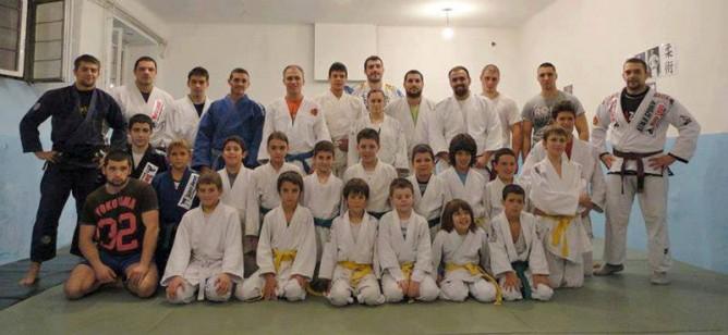 Mata Leao Team in Montenegro