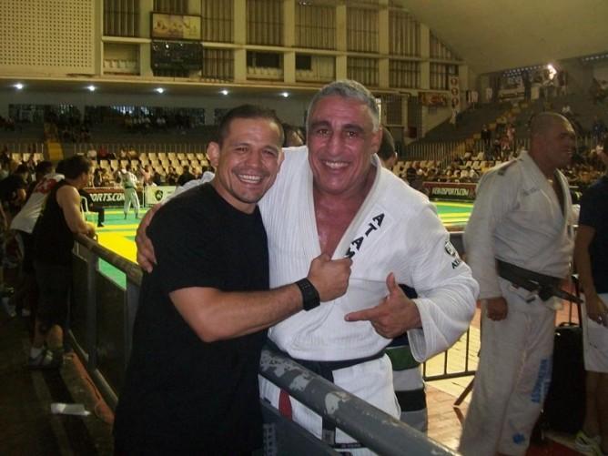 Saulo Ribeiro and Helvecio Penna