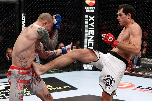 Roger Gracie Confirms Moving Back Up To 205 In MMA & Makes ...