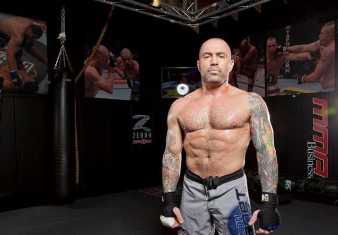 Joe Rogan On Benefits Of Jiu-Jitsu & Being In Great Shape At 46 Years of Age