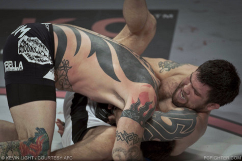 """Robert Drysdale on BJJ Competition Training: """"If you get swept in training, you should pop right back up the same way you would do in competition. Don't be lazy…"""""""