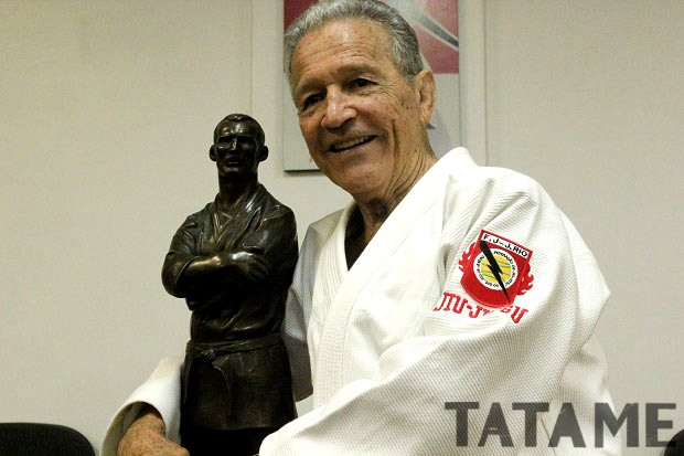 Red belt, Robson Gracie