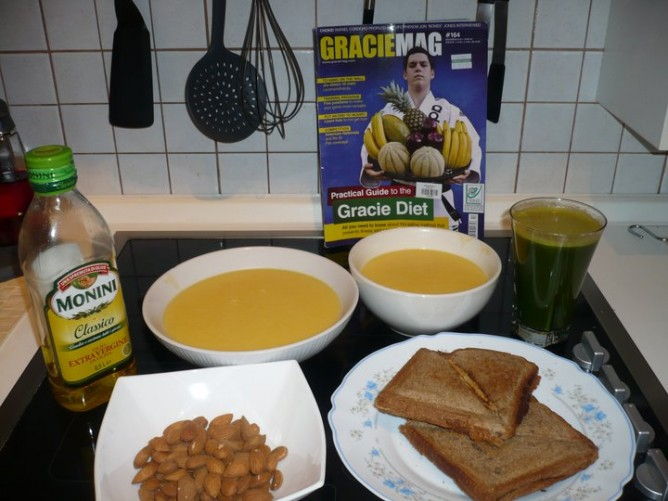 The Helio Gracie Corn Soup: One Of The Best Soups You Will Ever Taste