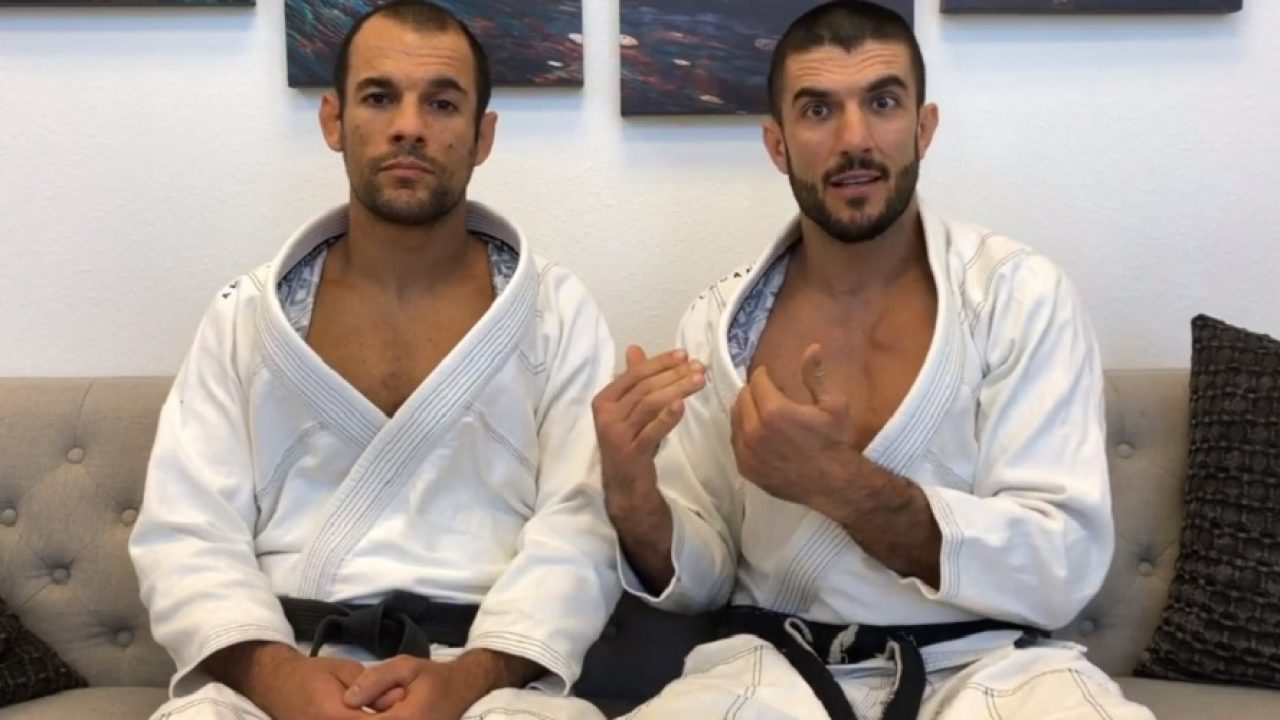 """Rener Gracie: """"No one I've ever rolled with (from UFC fighters to world champ bjj players) can submit me like Ryron Gracie can. Not even close."""""""