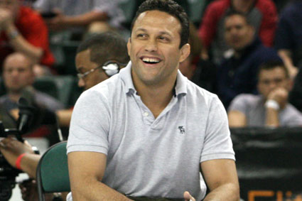 Renzo Gracie is an example of a charismatic BJJ instructor