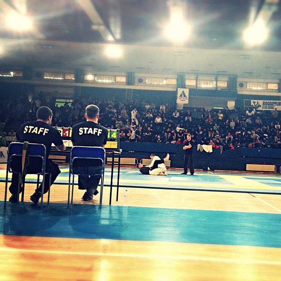 Serbian BJJ Open 2013 Results